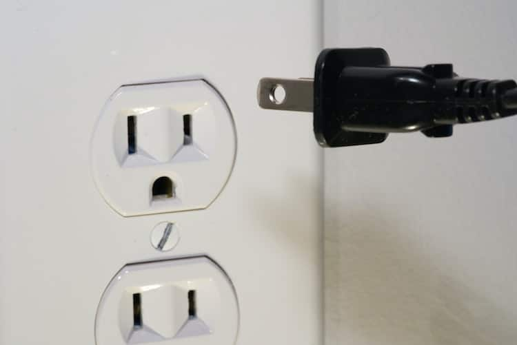 plug and outlet
