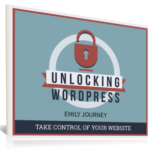 Unlocking WordPress Book Cover
