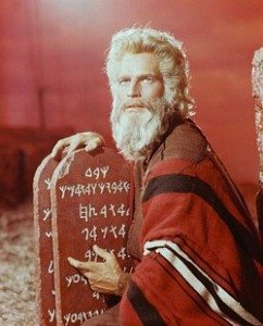 Heston 10 commandments