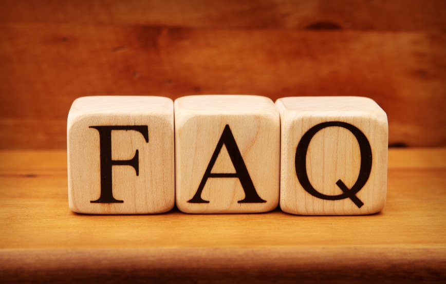 WordPress FAQs
